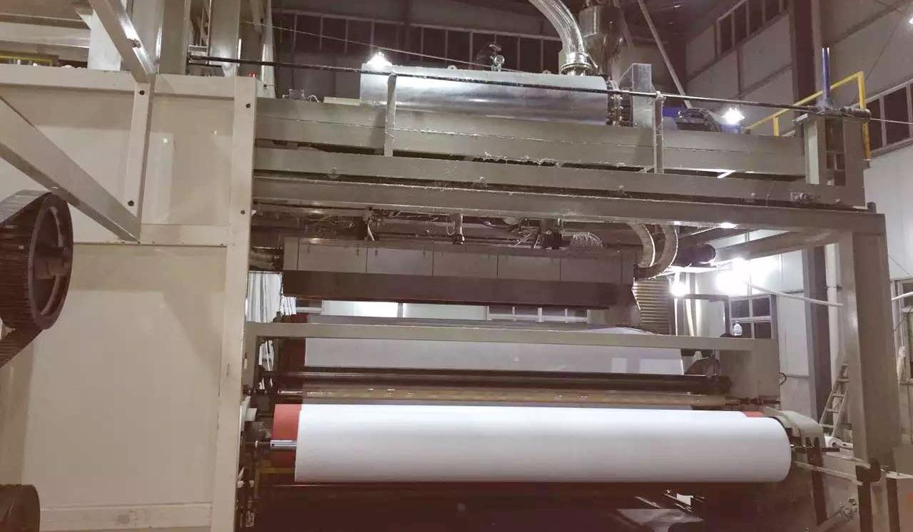 无纺布设备可以生产的产品