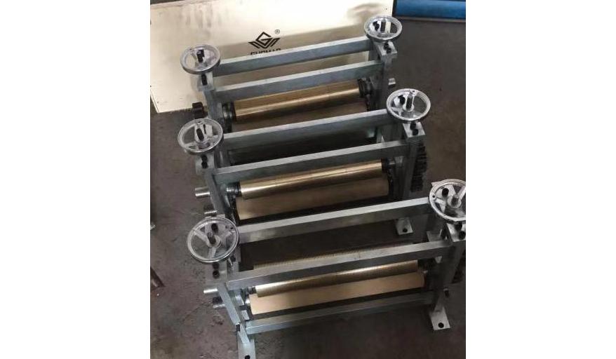 薄膜收卷机的特点和适用范围